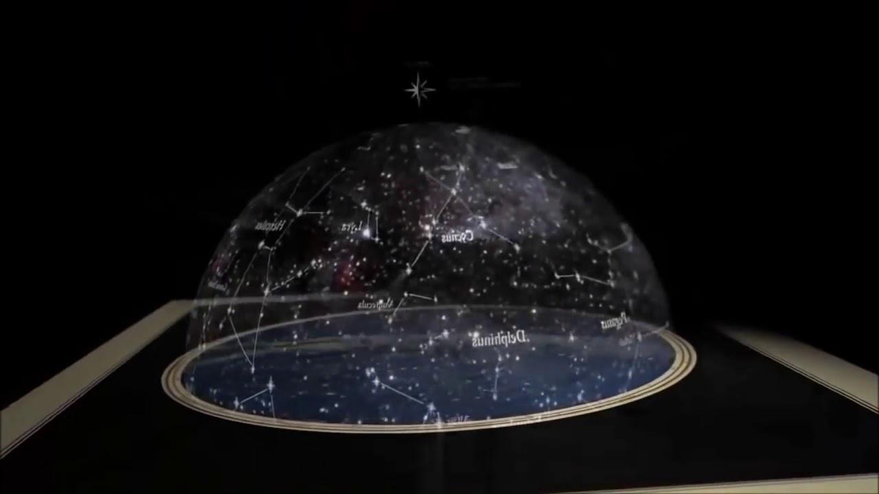 """Documentario """"L'universo della terra piatta"""""""