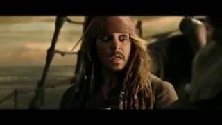 Микс фильма Пираты Карибского Моря 4-5