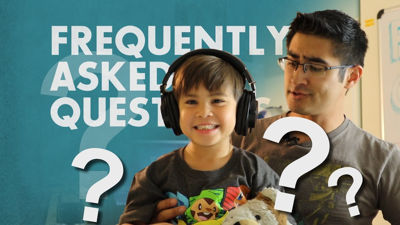 Frequently Asked Questions with Action Movie Kid - YouTube