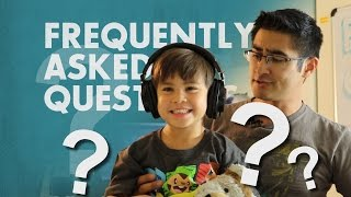 Repeat youtube video Frequently Asked Questions with Action Movie Kid