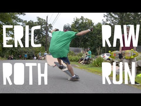 RAW RUN: Eric Roth at Central Mass 4 Slide Jam
