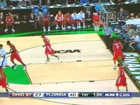 2007 Florida Gator Basketball Sets