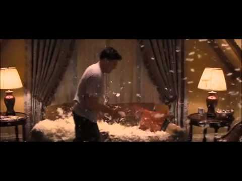 The Wolf Of Wall Street - Jordan and Naomi fight scene (1080p HD)