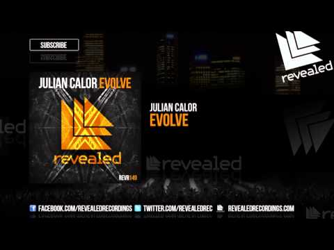 Julian Calor - Evolve [OUT NOW!]