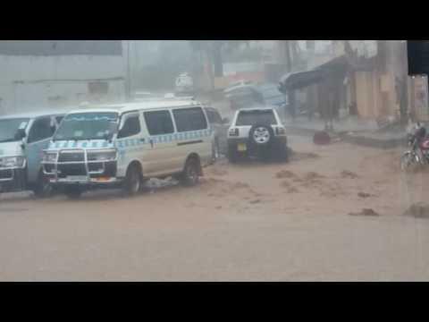 Roobkii Ugu Xoog Badnaa Ee Kampala, Uganda Ka Da'ay Galabta