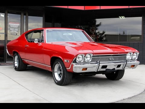 1968 Chevrolet Chevelle SS 138 For Sale