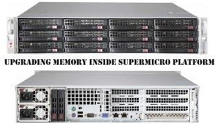 материнская плата Supermicro X10SRH-CF