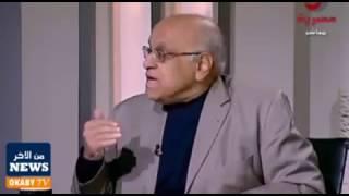 يوسف القعيد يعتذر لنجيب محفوظ: بناته ينتظرون تكريمه وليس الإساءة له (فيديو) | المصري اليوم
