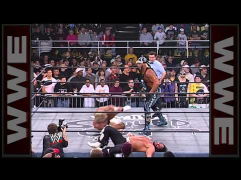 Lex Luger vs. Randy Savage: Souled Out 1998