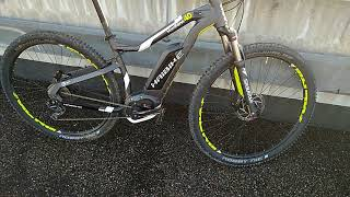 Електро велосипед 29 zoll обзор Haibike 4.0 с мотором Bosch