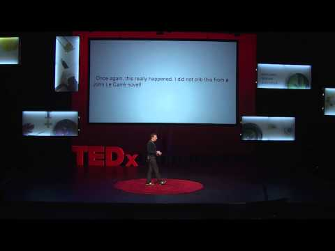 Just because it's a conspiracy doesn't mean it isn't true | Matthew Dentith | TEDxChristchurch