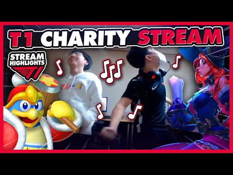 Boxer Plays League With Teddy And Cuzz! | Best Of T1 Charity Stream