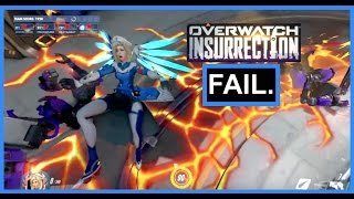 OMNIC UPRISING FAIL (Legendary Difficulty)- MERCY
