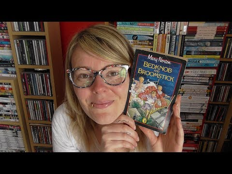 Book Review - Bedknob And Broomstick By Mary Norton