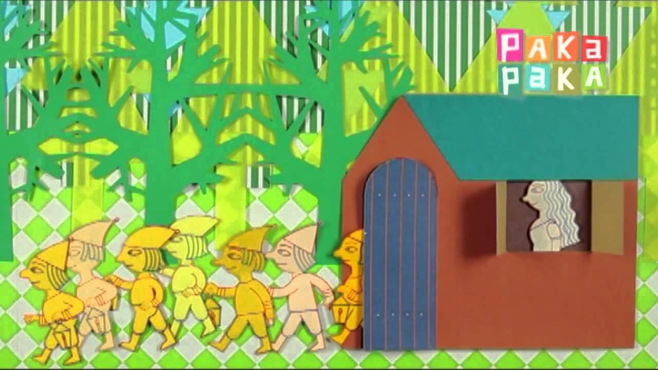 Cuento blancanieves y los siete enanitos ilustrado por - Blancanieves youtube cuento ...