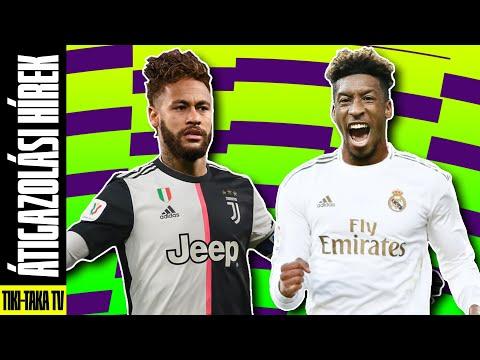 Összeállhat a Neymar-Ronaldo páros?