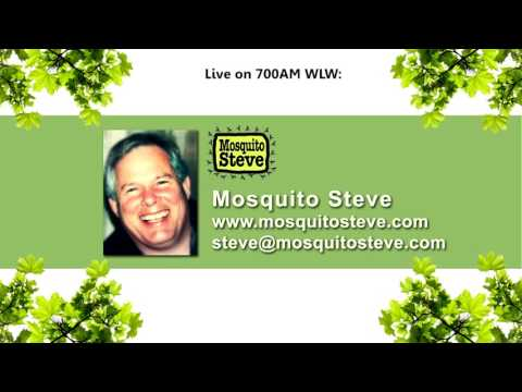 Mosquito Steve live on national radio throughout the United States