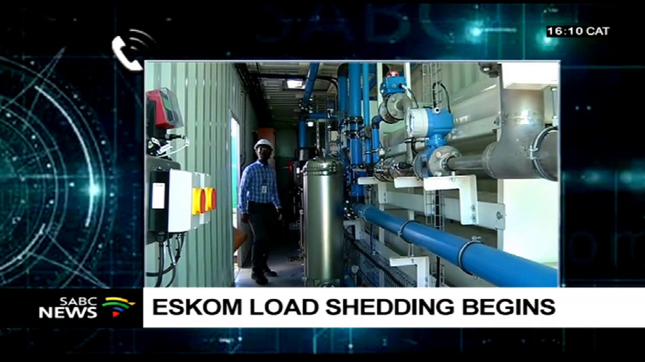 Load Shedding Schedule 2019: Eskom Load Shedding Schedule 2019