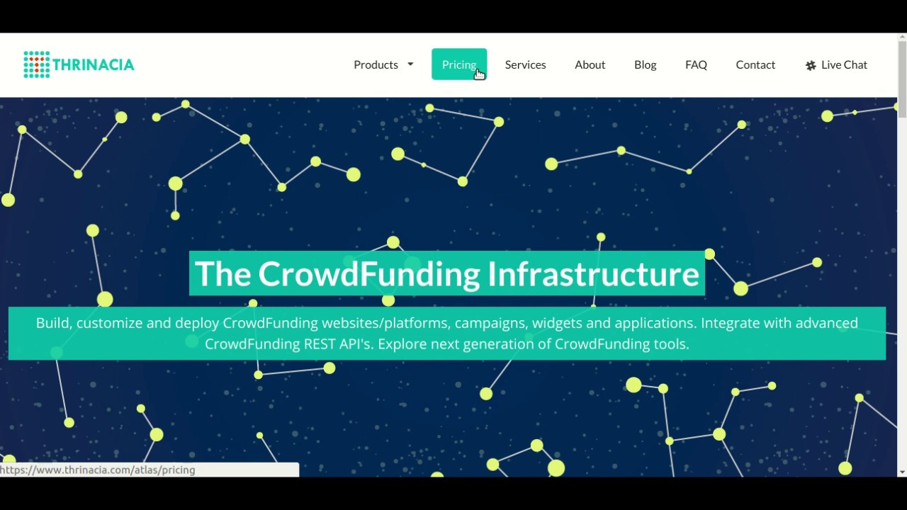Adding CrowdFunding campaigns to your Wix website