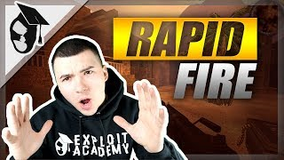 HOW TO HACK RAPID FIRE