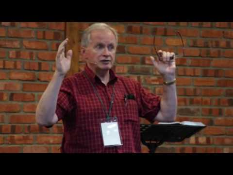 EPS 2013 Lecture 4 of 4 : D.A. Carson - Evangelistic Preaching Sample Series