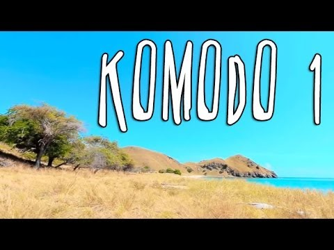 [INDONESIA TRAVEL SERIES] Jalan2Men 2013 - Komodo - Episode 12 (Part 1)