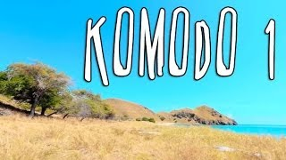 Indonesia Travel Series - Jalan-jalan Men Episode Pulau Komodo Part 1