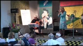 Mundharmonika München (08) Jutta Baier: Jalousie (Tango tsigane) von Jacob Gade.