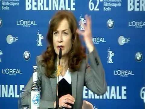"""Isabelle Huppert - """"Captive"""""""