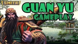 "SMITE Guan Yu Gameplay - ""Um.. What?"""