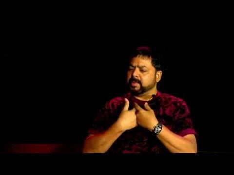 Mr.James Vasanthan interview at Karunya University