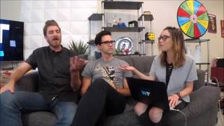 Rhett and Link Interview on WhatsTrending