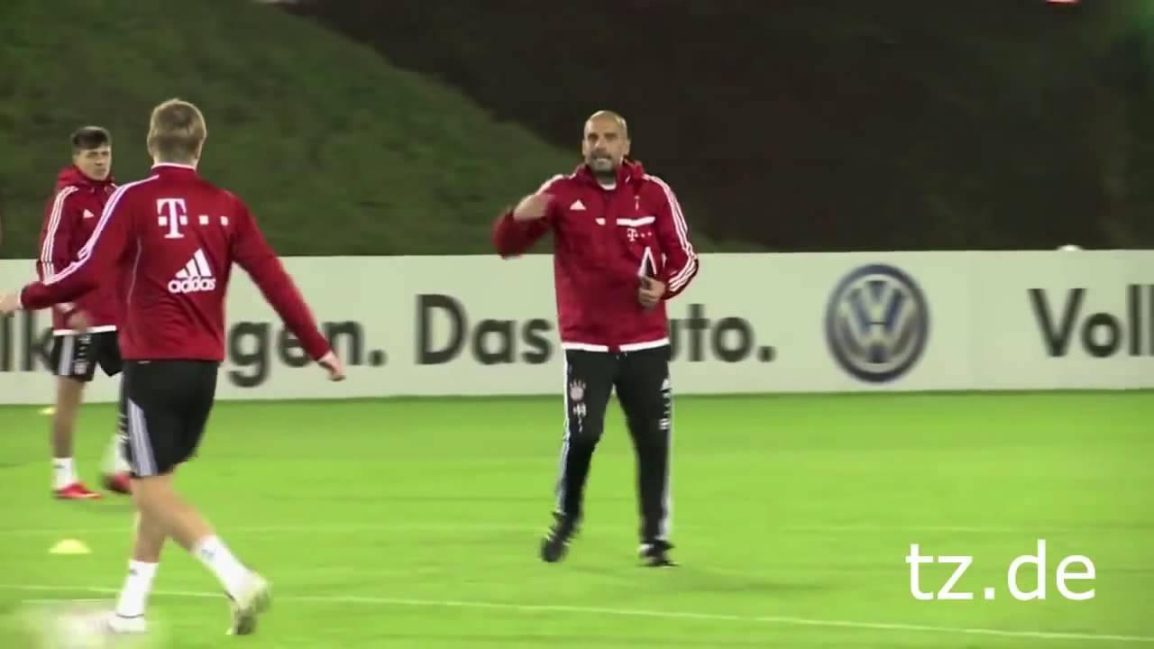 Bayern München Trainer Gehalt