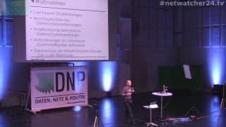 #dnp12 Podcast DNP12 Andreas Krisch - Datenschutz im Internet der Dinge