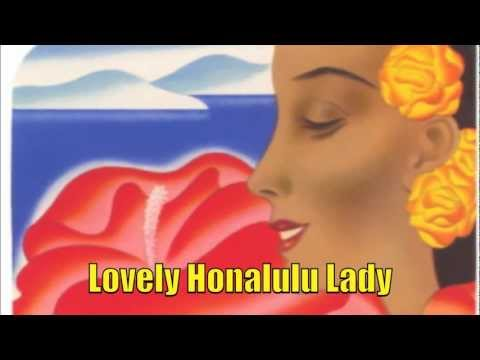 Lovely Honolulu Lady (Original Song) Marty Kozakowski