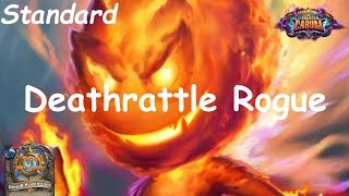 Hearthstone: Deathrattle Rogue #8: Boomsday (Projeto Cabum) - Standard Constructed