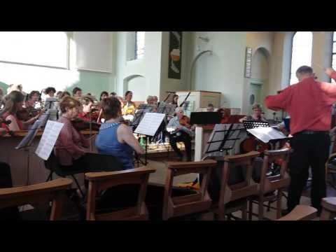 Swing Low - Wimbledon Community Orchestra 9 July 2017
