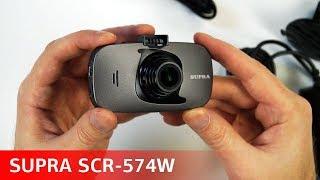видео Видеорегистратор supra scr-400 купить