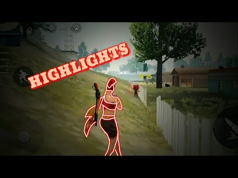 HIGHLIGHTS FREE FIRE !!