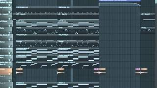 Making A Superstar O Vybe Beatz (Remake) flp