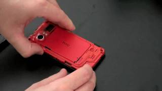 HTC Droid Incredible Unboxing & 1st Look