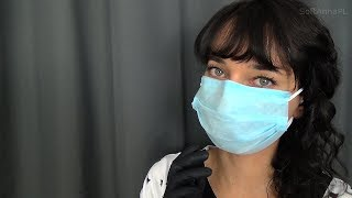 ASMR Allergy Testing on Your Face Role Play l Polish Soft Spoken