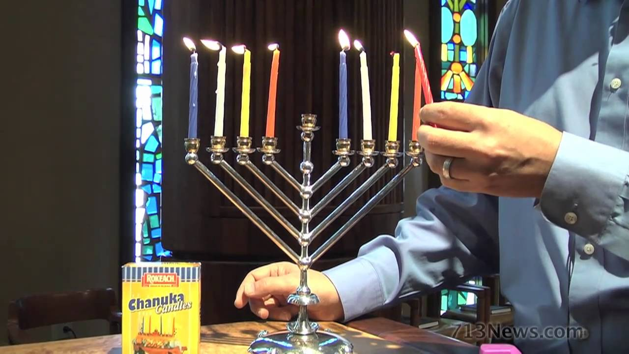 When is Hanukkah and what does the holiday celebrate?