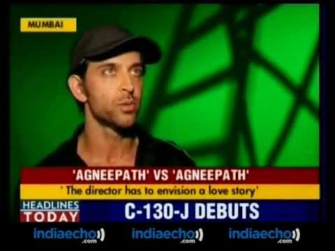 Big B Agneepath Vs Hrithik Agneepath Part 2-Indiaecho.com
