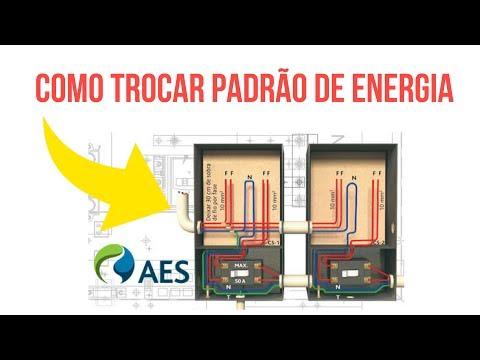 Como Trocar o Padrão de Entrada de Energia (Eletropaulo)