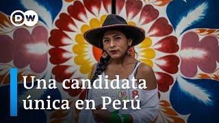 Primera mujer trans indígena se presenta al Congreso peruano