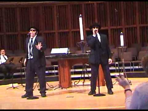 Blues Brothers - Sweet Home St. Andrews!