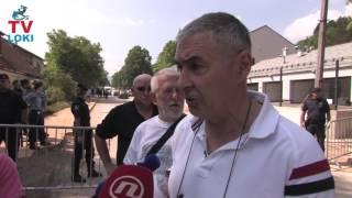 Željko Glasnović izjava za medije u Srbu 2016.