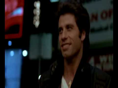 Staying Alive 1983 Strut Walk End Of Movie Youtube