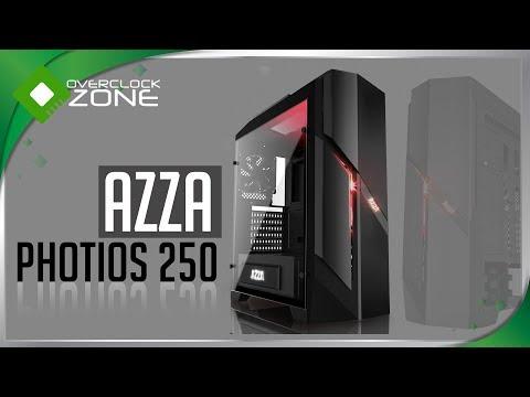 รีวิว AZZA Photios 250 : Mid-Tower Tempered Glass Chassis